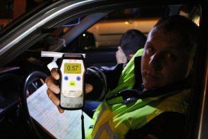 Наказание за пьяное вождение будет усилино