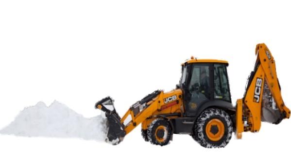 Техника для уборки снега на дачах