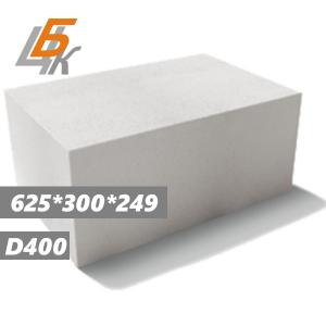 Д400 блок 625-300-250-Белорусская цементная компания