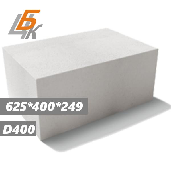 Д400 блок 625-400-250-Белорусская цементная компания