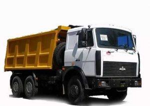 Доставка щебня гранитного самосвалами от 10 до 45 тонн. Минск и область