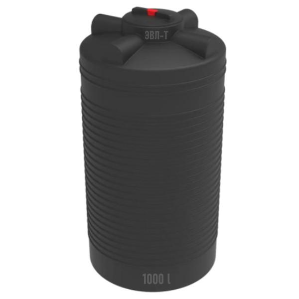 Черная емкость ЭВЛ-Т на 1000 литров 1 м3 в Минске