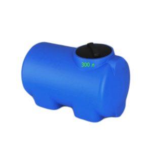 Пластиковая бочка для воды и других жидкостей на 300 литров. Купить в Минске с доставкой по Белоруссии