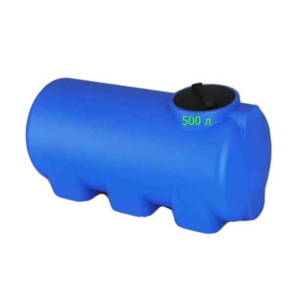 Пластиковая бочка для воды и других жидкостей на 500 литров. Купить в Минске с доставкой по Белоруссии