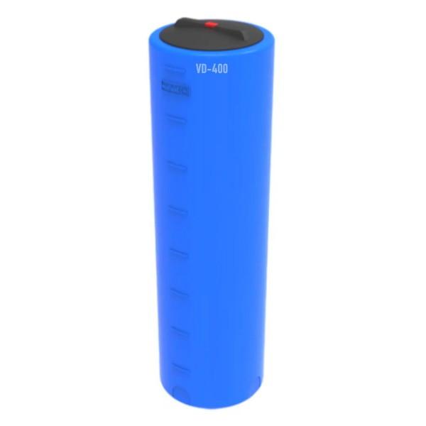 Емкость VD-400 литров синяя со склада в Минске