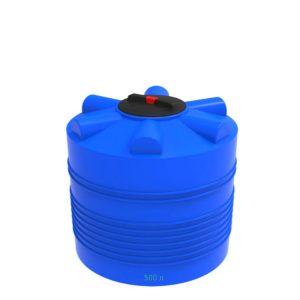 ЭВЛ-200 емкость полипропиленовая синяя на 200 литров в Минске