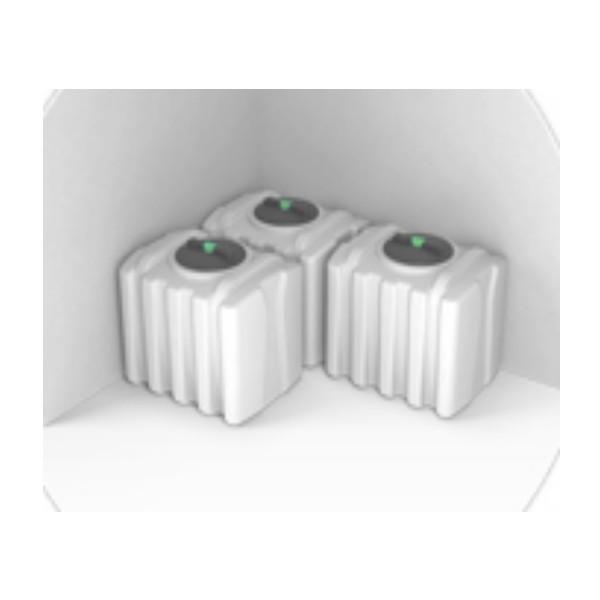 Удобная конструкция емкости ЕВП-200 для складирования