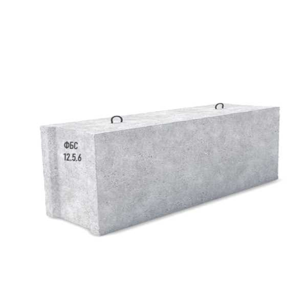 Блоки ФБС 12-5-6 размеры, цена, вес