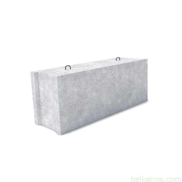 Блок ФБС 12.3.6 размеры, вес, характеристики