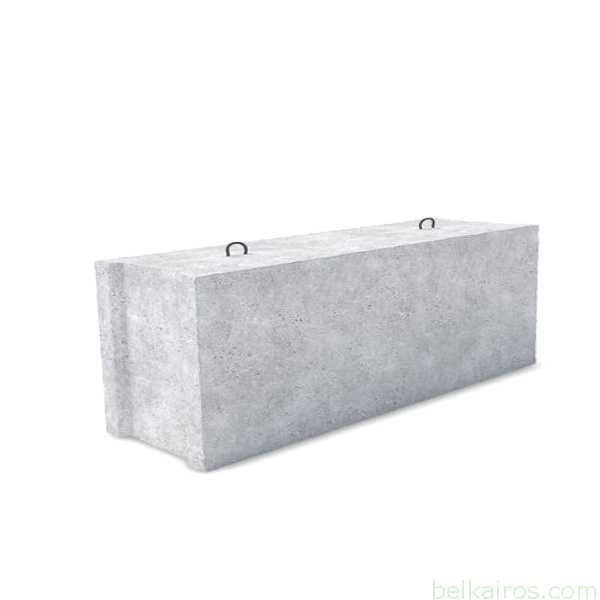 Фундаментный блок 12.6.6 характеристики, цена, размеры