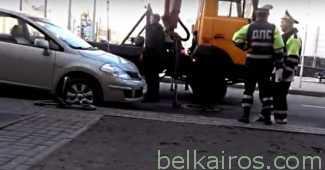 Основания ареста авто расширят в Белоруссии