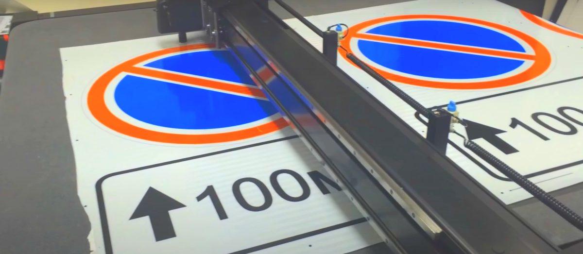 Производство дорожных знаков и табличек в Минске