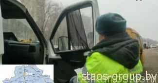Могилевское ГАИ проверит маршрутки