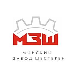 Логотип минского завода шестерен