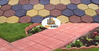 Купить полимерно-песчаную плитку в Минске