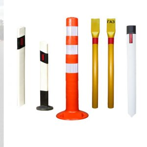 Столбики сигнальные и парковочные