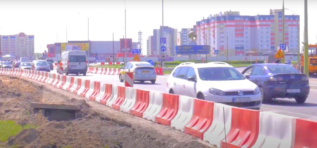 ТСОДД - дорожное оборудование, организация дорожного движения в Минске