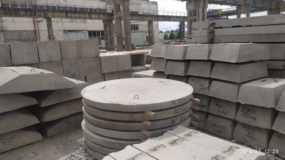 Железобетонные изделия в Минске с доставкой по Беларуси