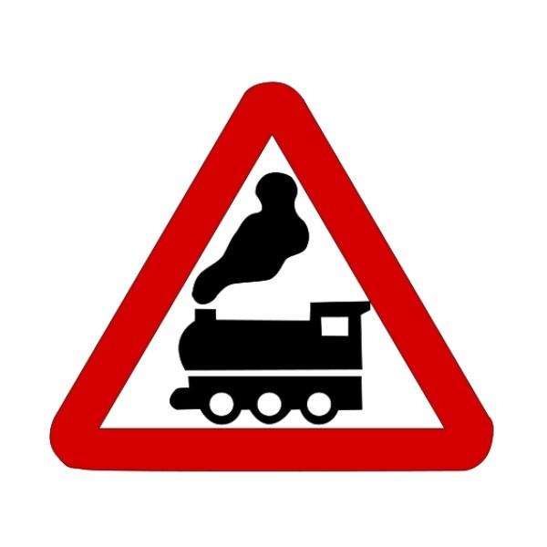 Предупреждающий дорожный указатель 1.2. Беларусь, Россия